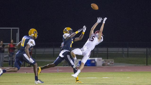 High School Football Participation Down In North Carolina Across