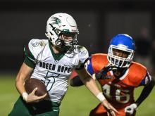 Green Hope High School v Athens Drive High School - October 15,