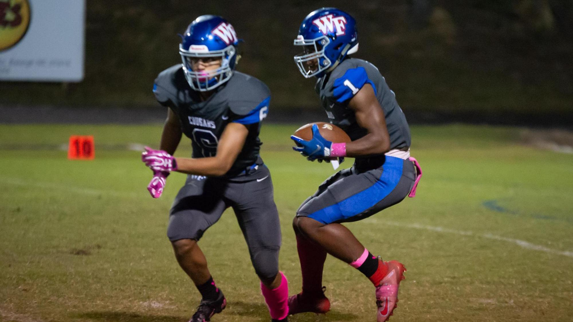 Football Adjusted Maxpreps Rankings Middle Creek Wake Forest A L Brown Owen Perquimans See Big Jumps