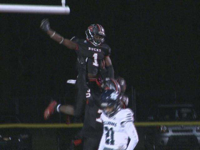 Second half scores help Hoke County past Millbrook, will face Leesville Road in second round - HighSchoolOT
