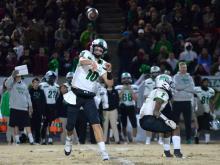Football: Myers Park vs Richmond County (Nov. 29, 2019)