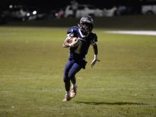 Football: Faith Christian vs. St. David's (Oct. 30, 2020)
