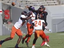 Football: Rolesville vs. Vance (May 8, 2021)