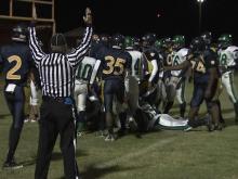 Spring Creek vs. Goldsboro (Oct. 21, 2011)