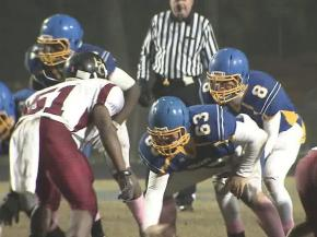 Harnett Central vs. Garner (Oct. 28, 2011)