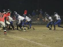Summers: Princeton vs. N. Edgecombe, Kinston vs. Tarboro (Nov. 9, 2012)