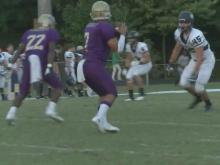 Highlights: Cardinal Gibbons vs. Broughton (Sept. 13, 2013)