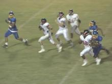 Highlights: Franklinton vs. Northwest Halifax (Sept. 13, 2013)