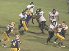 Highlights: Hobbton vs. Rosewood (Sept. 27, 2013)