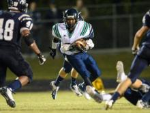 Leesville High School vs Heritage High School- September 27, 201