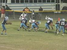 Highlights: Southern Wayne vs. C.B. Aycock (Oct. 4, 2013)