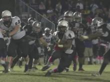 Mitchell: Cedar Ridge vs. Orange, Riverside vs. E. Chapel Hill, Bartlett Yancey vs. Carrboro (Oct. 11, 2013)
