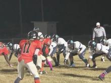 Highlights: Northampton vs. North Edgecombe (Oct. 25, 2013)