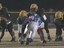 Highlights: Greene Central vs. Bunn (Nov. 15, 2013)