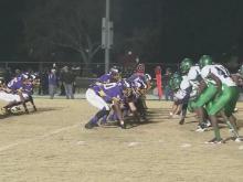 Highlights: Spring Creek vs. Tarboro (Nov. 15, 2013)