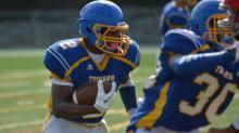 Football: Garner 7, Sanderson 0 (August 16, 2014)