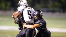 IMAGE: Gibbons beats mistake-prone Knightdale, 23-7
