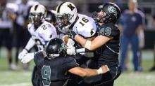 IMAGES: 2014 HighSchoolOT Jamboree: Cardinal Gibbons 23, Knightdale 7