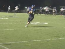 Highlights: North Edgecombe vs. Princeton (Sept. 5, 2014)
