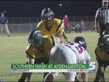 Highlights: Southern Nash vs. Ayden Grifton (Sept. 26, 2014)