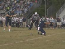 Highlights: Heritage vs. Leesville Road (Sept. 26, 2014)