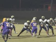 Highlights: Smithfield-Selma vs. Corinth Holders (Oct. 31, 2014)