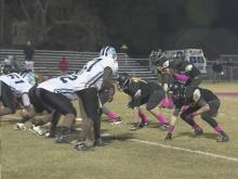 Highlights: Southern Vance vs. Roanoke Rapids (Oct. 31, 2014)