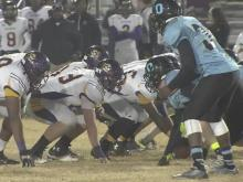 Highlights: Jack Britt vs. Overhills (Nov. 7, 2014)