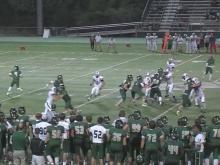 Highlights: Cedar Ridge vs. Cardinal Gibbons (Sept. 16, 2016)