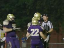 Broughton rallied late against Apex Friday night, 27-21.