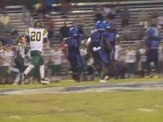 Highlights: Pine Forest vs. Westover (Sept. 22, 2017)
