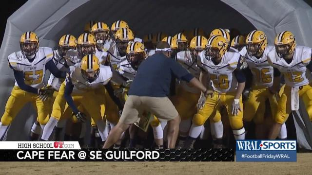 Highlights Southeast Guilford Moves To 12 1 Advances With Win Over