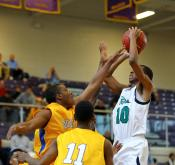 Boys: Dudley 60, Leesville Road 48 (4-team bracket)