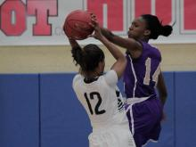 Images from Broughton's 86-65 win over Hillside in the semifinal round of the Mix 101.5 Girls Bracket at the 2012 HighSchoolOT.com Holiday Invitational.