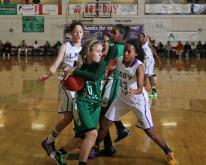 Images from Myers Park's 56-48 victory over Broughton in the championship game of the Mix 101.5 Girls Bracket at the 2012 HighSchoolOT.com Holiday Invitational.