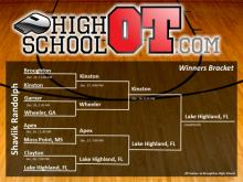See the brackets for each of the tournaments in the HighSchoolOT.com Holiday Invitational.