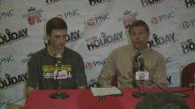 Press Conference: Broughton (Dec. 26, 2013)