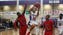 Boys Basketball: Middle Creek vs. Wilbraham & Monson (Dec. 26, 2013)