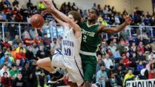 IMAGES: Boys basketball: Kinston 49, Broughton 46