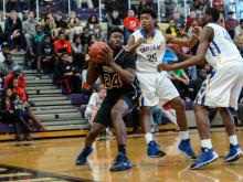 Wheeler jumped out to a big lead in the second half en route to an 86-60 win over Garner.
