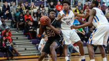 IMAGES: Boys basketball: Wheeler 86, Garner 60