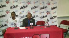 Press conference: Carlisle, VA