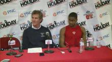 Press Conference: Hammond (Dec. 26, 2013)