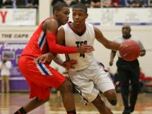 Hammond had the hype but Trinity's team proved too much against the one-man machine that was Seventh Woods.