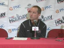 Press Conference: Middle Creek (Dec. 27, 2013)