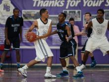 Moss Point High School v Clayton High School - December 27, 2013