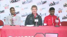 Press Conference: Hammond (SC) (Dec. 27, 2013)
