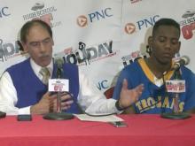 Press Conference: Garner (Dec. 27, 2013)