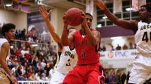 IMAGE: Lake Highland holds off Apex in overtime, 73-68