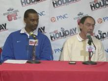 Press Conference: Garner  (Dec. 28, 2013)